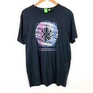 BOSS Hugo Boss Graphic Tee Short Sleeve T-Shirt